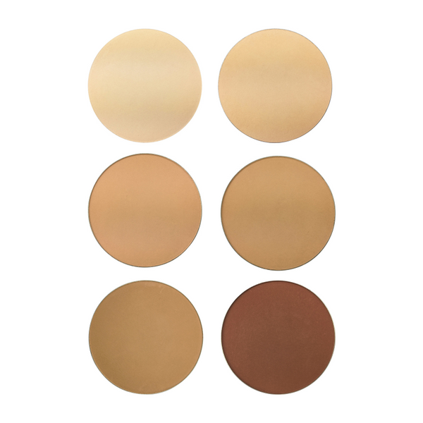 Pure Anada | Échantillons Fond de teint compact mate / Pressed Matte foundation - Samples