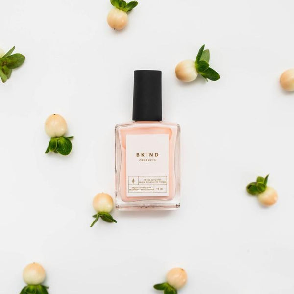 BKIND | French Pink - Vernis à ongles non toxique / Nail Polish 10-free