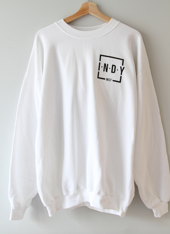 LIMITED EDITION CREW NECK BY I.N.D.Y