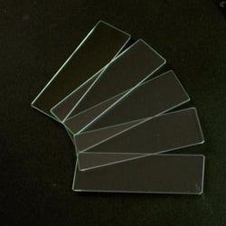 Disposable Microscope Slides - Pack of 144