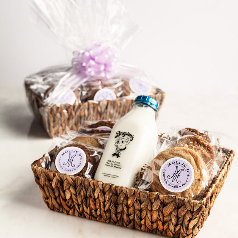 Gift Baskets - Mollie B's Cookies -- Handcrafted in Los Angeles, CA