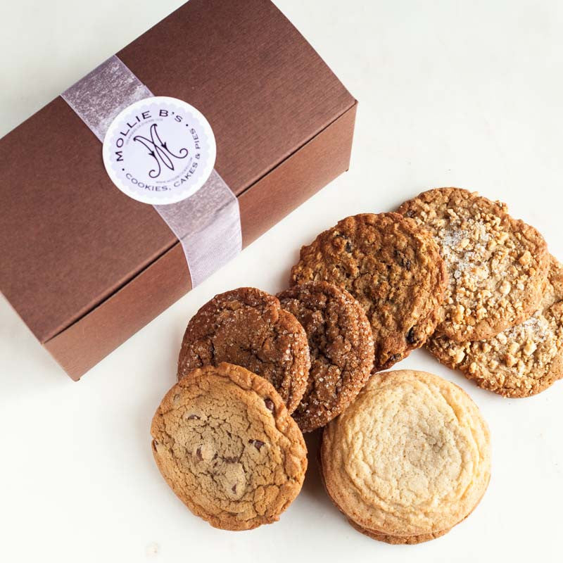 1 Dozen Cookie Subscription (12 Months)*