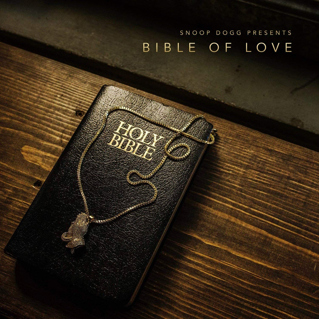 Bible of Love [CD]