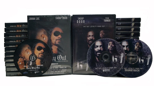 Combo Pack: Only Way Out + G7 [DVD]