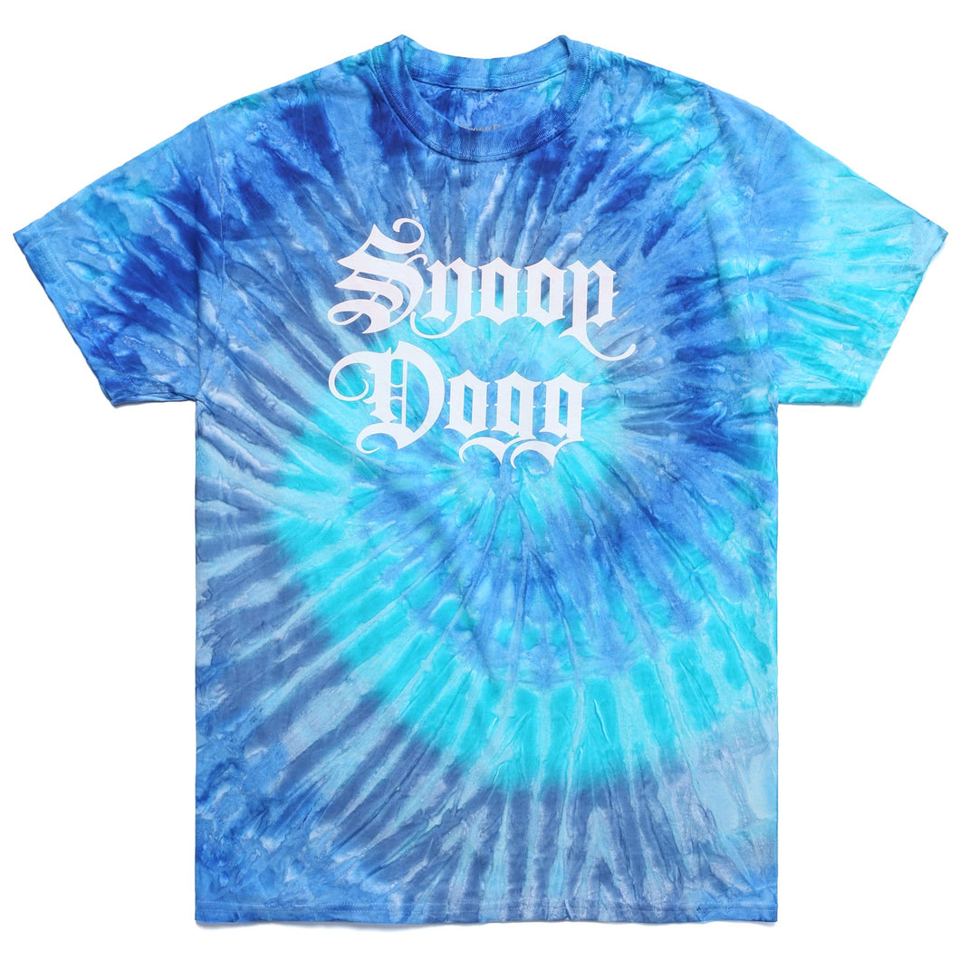Tie Dye Snoop Dogg T-Shirt