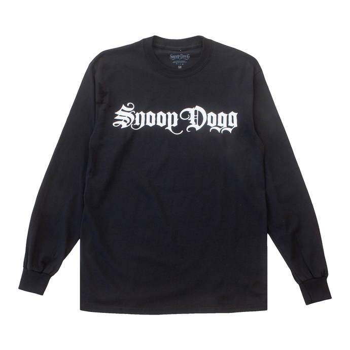 Snoop Dogg Logo Long Sleeve T-Shirt