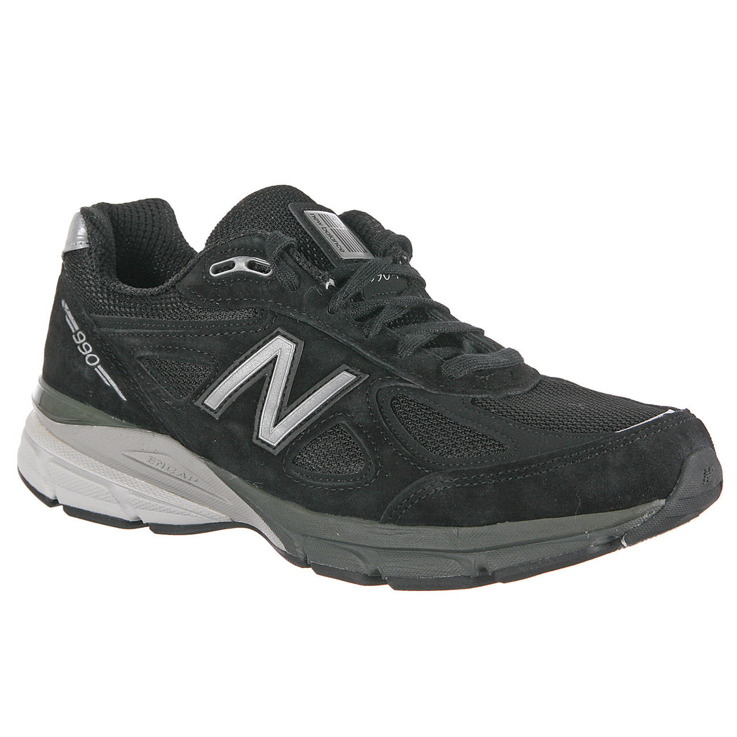 ee5193e7e New Balance 990v4 Men s Walking Sneakers M990BK4 — Sneaker Corner