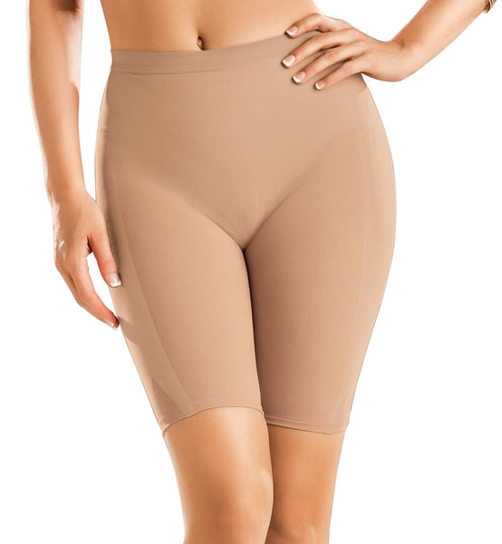 Leonisa Invisible Rear Lift Shaper Short #012778 Beige