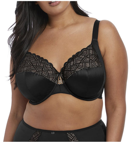 Elomi Lydia Stretch Lace Bandless Underwire Bra (4390)