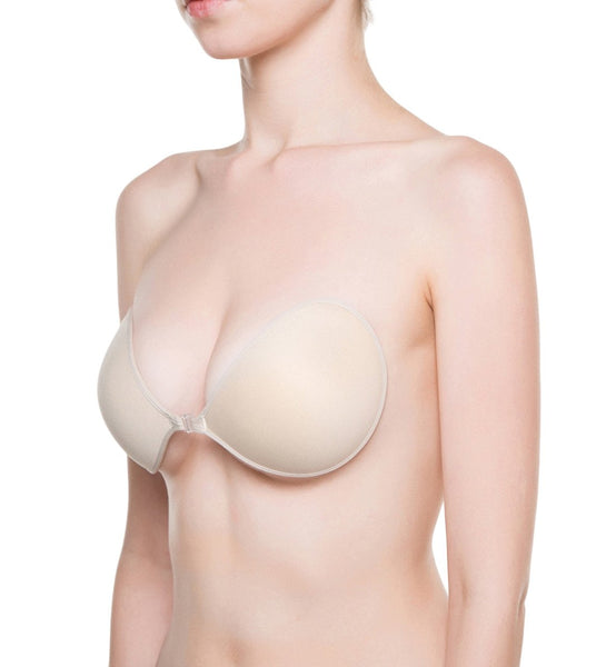 The NuBra Feather-Lite Super Padded Light Adhesive Bra #S900