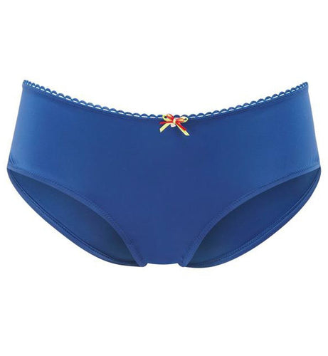 Cleo by Panache Neve Matching Brief #7192 Blue