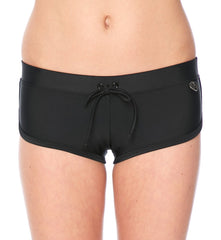 "Body Glove ""Smoothies"" Sidekick Sporty Swim Short #3950640 Black"
