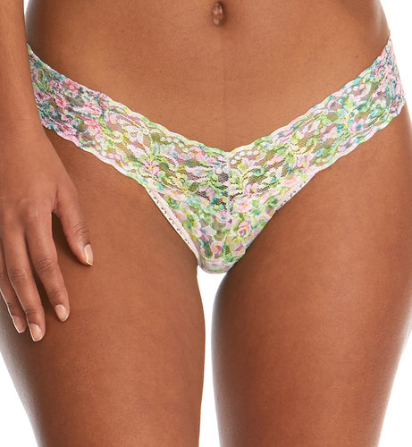 Hanky Panky Low Rise Thong (Prints)
