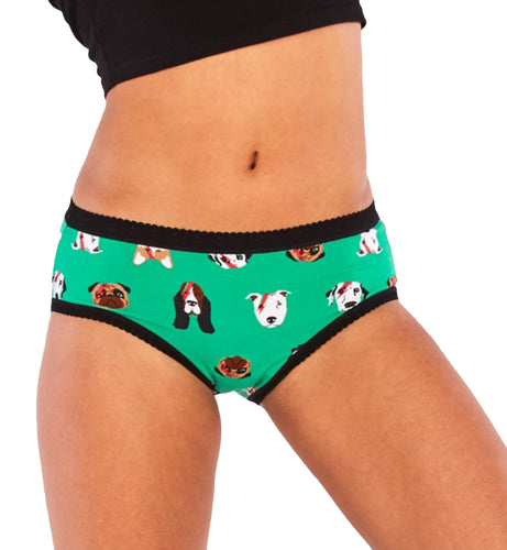 SOCK it to me Women's Hipster Panty (Prints)