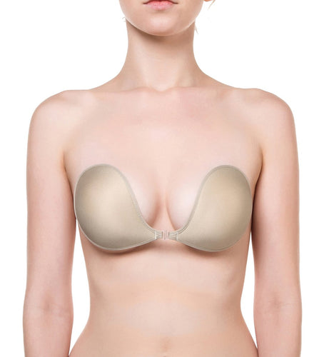 The NuBra Push Up Plunge Adhesive Bra (L398)