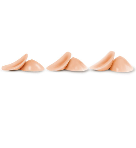 The NuBra Non-Adhesive Silicon Size Enhancer w/ Nipples (B106)