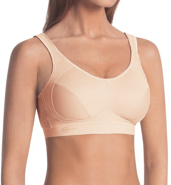 Anita Extreme Control Wireless Sports Bra (5527)- Desert
