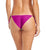 Body Glove Smoothies Brasilia Adjustable Tie Side Bikini Brief Magnolia