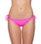 Body Glove Smoothies Brasilia Adjustable Tie Side Bikini Brief Flamingo Pink