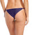 Body Glove Smoothies Brasilia Adjustable Tie Side Bikini Brief Midnight