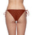 Body Glove Smoothies Brasilia Adjustable Tie Side Bikini Brief Terracotta