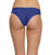 "Body Glove ""Smoothies"" Audrey Banded Bikini Brief #3950648 Midnight"