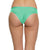 "Body Glove ""Smoothies"" Audrey Banded Bikini Brief #3950648 Seafoam"