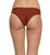 "Body Glove ""Smoothies"" Audrey Banded Bikini Brief #3950648 Terracotta"