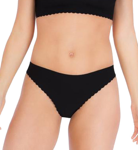 Belly Bandit Anti Thong Seamless (ANTITHG),Large,Black - Black,Large