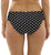 Panache Anya Spot Gathered Swim Brief (SW1019)