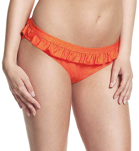 Cleo by Panache Rita Frill Bikini Brief (CW0129)