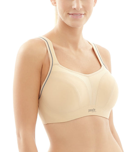Panache Underwire Sports Bra (5021)- Latte