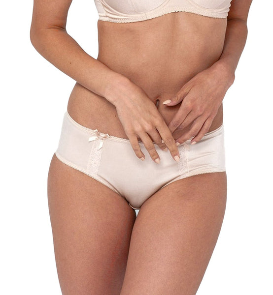 Comexim Basic Matching Shorty (CMXBSCMS),Large,Nude - Nude,Large