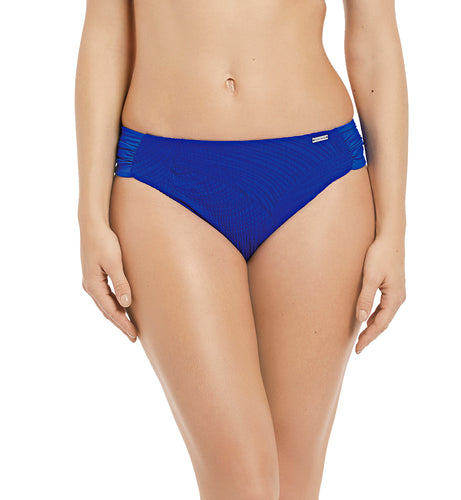 Fantasie Ottawa Mid-Rise Gathered Side Swim Brief (6358),Large,Pacific - Pacific,Large