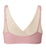 Bravado Designs Petal Soft Collection Ballet Nursing Sleep Bra (1260XJ2),Large,Dusted Peony - Dusted Peony,Large