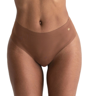 Evelyn & Bobbie High-Waisted Thong (1703 & 170631)
