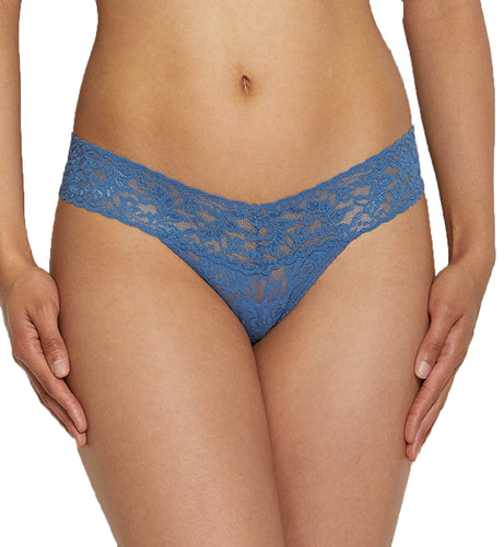 Hanky Panky Signature Lace Low Rise Thong (4911P)