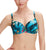 Fantasie Seychelles Gathered Full Cup Underwire Bikini Top #6103