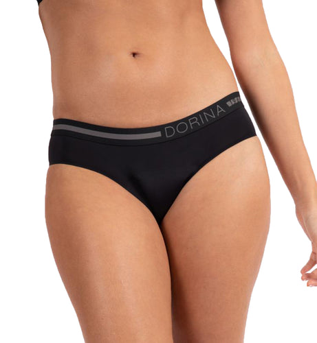 DORINA Eco Moon 2-Pack Hipster Classic Period Panty (D000157)