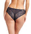 Panache Jasmine Matching Brazilian Panty Brief #6953 Blue Abstract