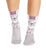 SOCK it to me Women's Crew Socks (Prints)