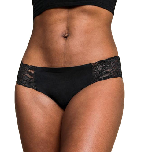 PROOF. The Leak Proof Lace Cheeky Panty- Medium (PFCY1002)
