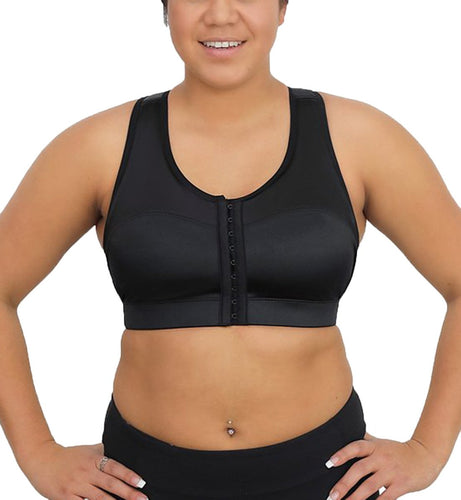 Enell Racer-Back Sports Bra (102)