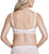 Cake Mousse Padded Plunge Wireless Nursing Bra (25-1023)