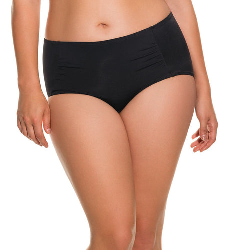DORINA Curves Fiji Ruched Hipster Swim Brief (D17022A)