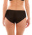 Panache Jasmine Panty Brief (6955),XL,Dark Rose - Black Rose,XL