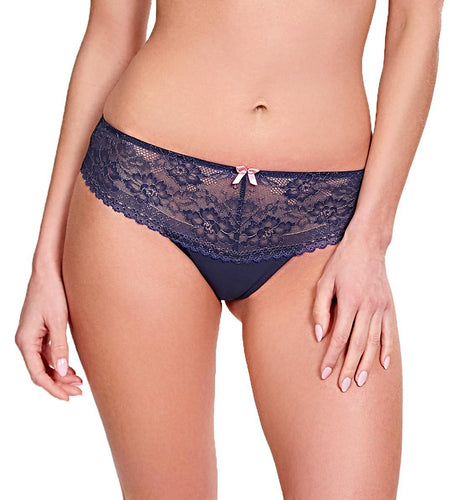 Panache Petra Matching Brief (9482)- Midnight