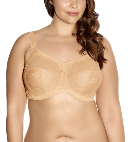 Goddess Alice Underwire Full Cup Bra (6041)- Nude
