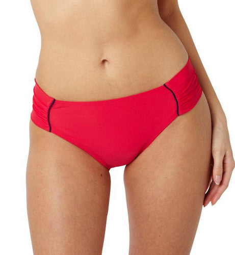 Panache Veronica Gathered Swim Brief (SW0649)