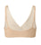 Bravado Designs Petal Soft Collection Ballet Nursing Sleep Bra (1260XJ2),Large,Bare - Bare,Large